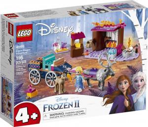 LEGO DISNEY FROZEN II AVENTURA ELSEI CU TRASURA 41166