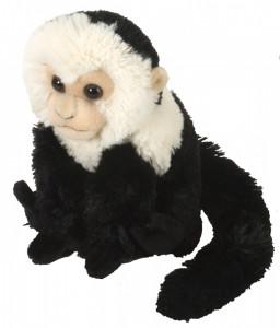 Maimuta Capucin - Jucarie Plus Wild Republic 20 cm