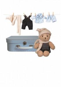 Morris- ursuletul cu valiza, Egmont toys