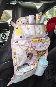 Organizator BabyJem pentru scaun auto Jungle