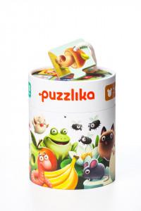 Puzzle Cubika, Ce mananca