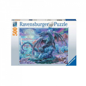PUZZLE DRAGON MISTIC, 500 PIESE