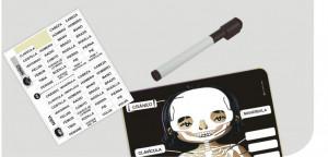 Puzzle educational corpul uman Miniland