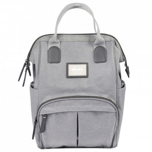 Rucsac de infasat Beaba Wellington Heather Grey