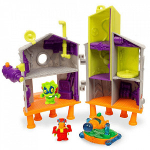 Set Magicbox Toys Super Zings Laboratorul secret