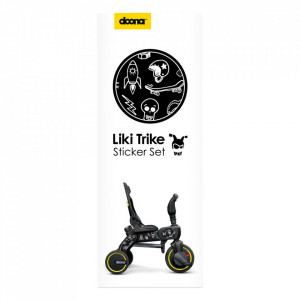 Set Stickere Liki Trike B&W Cool Sketch