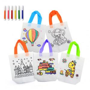 Super pungute de colorat pentru copii
