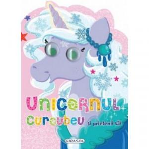 Unicornul Curcubeu si prietenii sai