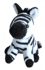 Zebra - Jucarie Plus Wild Republic 13 cm