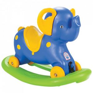 Balansoar pentru copii Pilsan Elephant blue