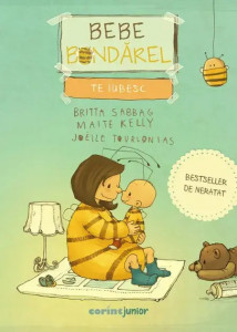 Bebe Bondarel - Carte povesti pentru copii