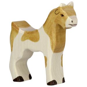 Capra - figurine din lemn de artar si fag