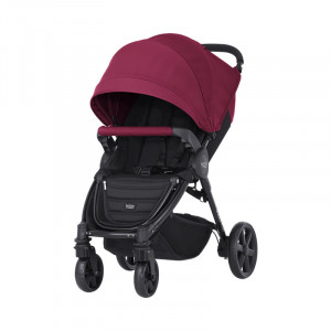 Carucior B-Agile 4 PLUS Wine red - Britax