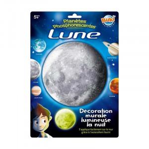 Decoratiuni de perete fosforescente - Luna