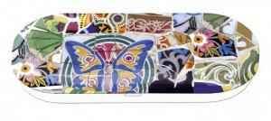 Etui ochelari Gaudi Detalii