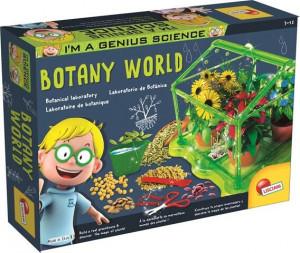 Experimentele micului geniu - Gradina Botanica