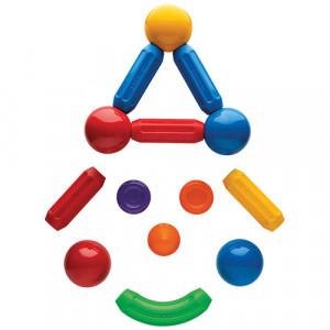 Joc cu magneti Stick-O, Set de baza cu 20 piese