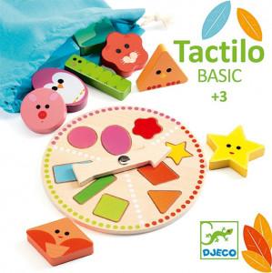Joc educativ Djeco TactiloBasic