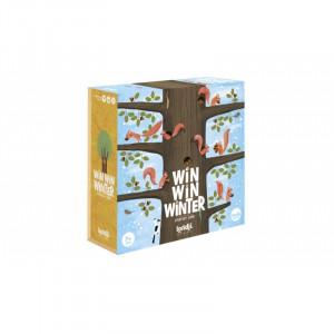 Joc Londji Win Win Winter-Fuga prin padure dupa mancare