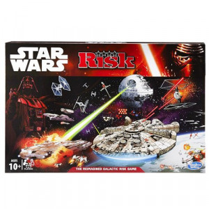 JOC STAR WARS RISK GAME
