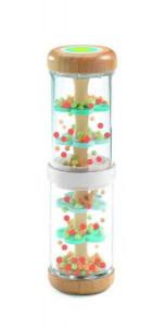 Jucarie bebe Ploaie colorata-Babyrain