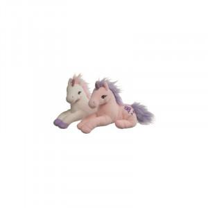 Jucarie plus unicorn , 23cm. 0L+, pink A Haberkorn