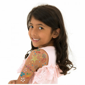 Kit tatuaje sclipitoare