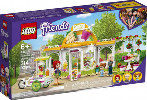 LEGO FRIENDS CAFENEAUA ORGANICA DIN HEARTLAKE CITY 41444