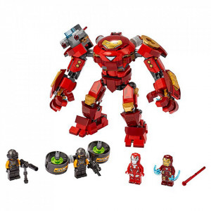 LEGO SUPER HEROES IRON MAN HULKBUSTER CONTRA AIM. AGENT 76164