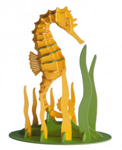 Macheta 3D Fridolin, Calut de mare