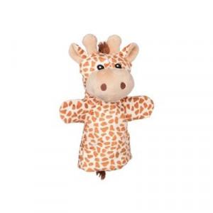 Papusa de mana pentru teatru papusi - Girafa