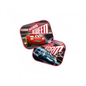 Parasolar auto Disney Cars Storm/Mcqueen 2 /set SEVEN