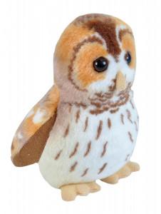 Pasare cu sunet Bufnita Bruna - TAWNY OWL