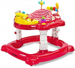 Premergator bebelusi Toyz HIPHOP 360 Red