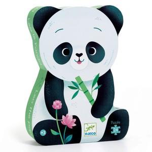 Puzzle Djeco, Panda Leo