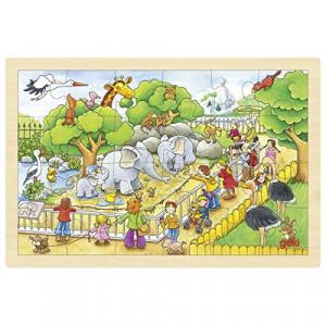 Puzzle Gradina Zoologica