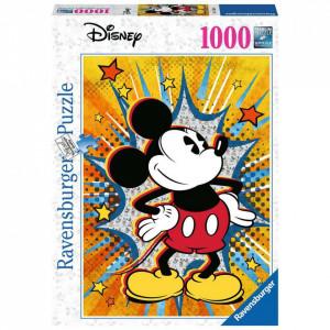 PUZZLE RETRO MICKEY, 1000 PIESE
