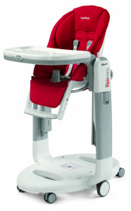Scaun De Masa 3 in 1, Peg Perego, Tatamia Follow Me Fragola