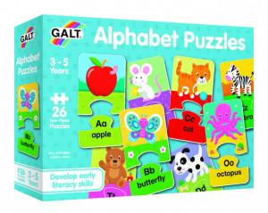 Set 26 de puzzle-uri Alfabet (2 piese)
