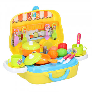 Set bucatarie Eddy Toys 26 piese