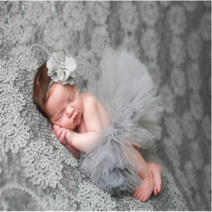 Set pentru sedinta foto nou nascut - 11