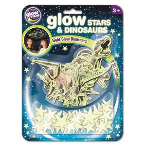 Set reflectorizant - Dinozauri si stele