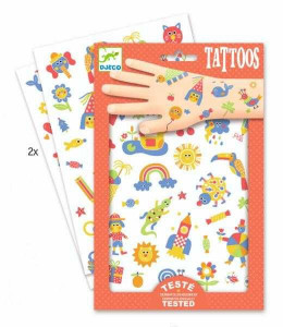 Tatuaje Djeco pentru copii, Cute