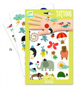 Tatuaje Djeco pentru copii