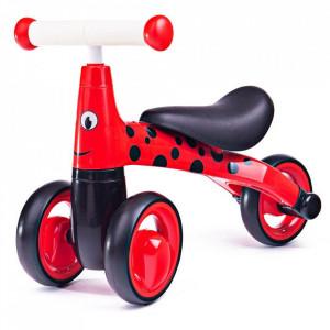 Tricicleta fara pedale - Buburuza