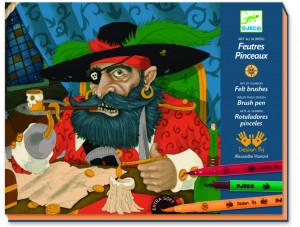 Atelier desen Djeco Pirati