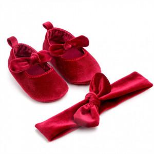 Balerini bebelus de catifea