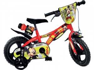 Bicicleta copii 12'' - MICKEY MOUSE