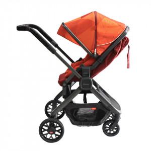 Carucior Quantum 2 Premium Orange Facet