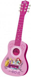 Chitara lemn Printese Disney 65 cm